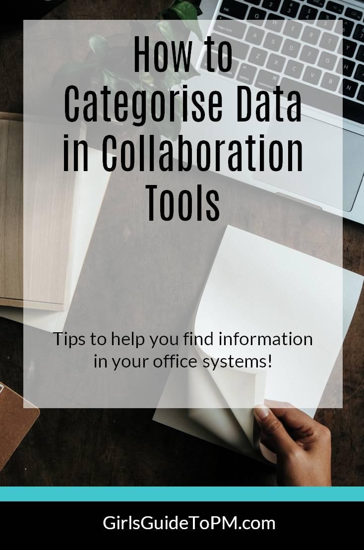 Cómo clasificar datos en software de gestión de proyectos