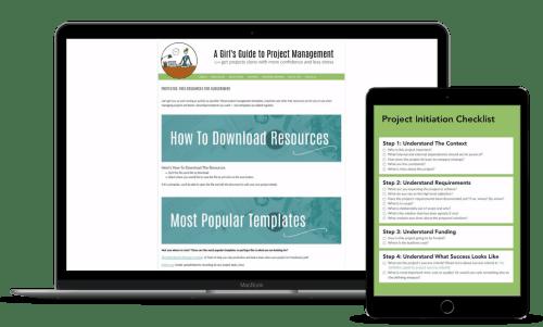 Obtenga plantillas de gestión de proyectos gratuitas en esta biblioteca de recursos