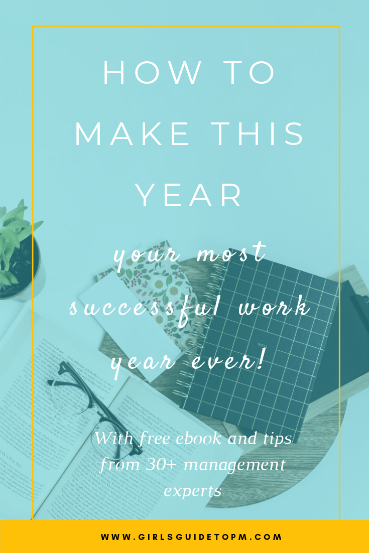 How to make this year a successful year for your projects