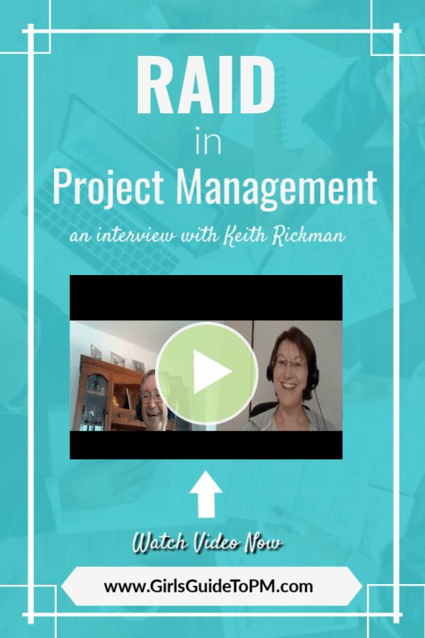 RAID en gestión de proyectos