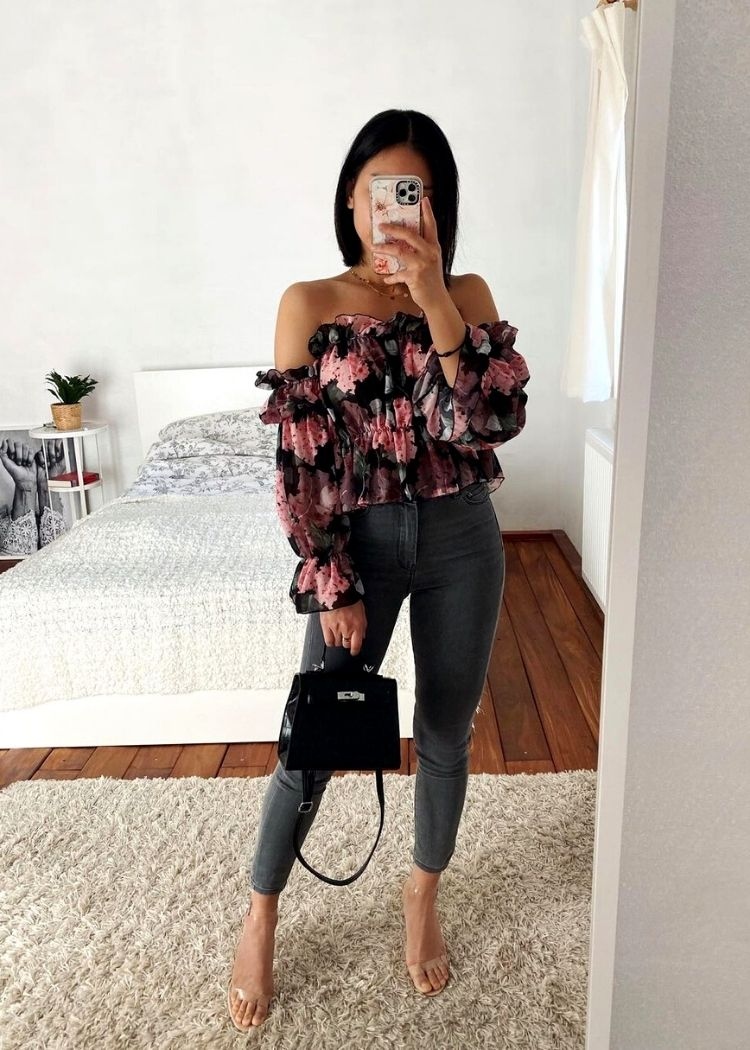 Outfit date dress first How to
