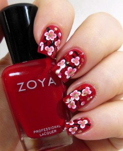 Inspiring Chinese New Year Nail Art Designs Ideas 2016 Fabulous