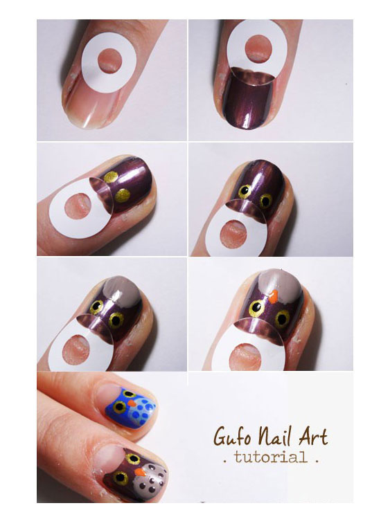 10 Easy Step By Easter Nail Art Tutorials For Learners 2016
