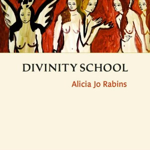 Image of the cover of poetry book Divinity School