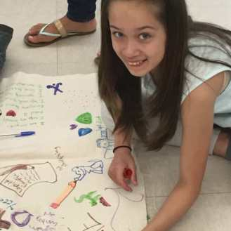 Cole Middle School — Creating Community Fall 2015