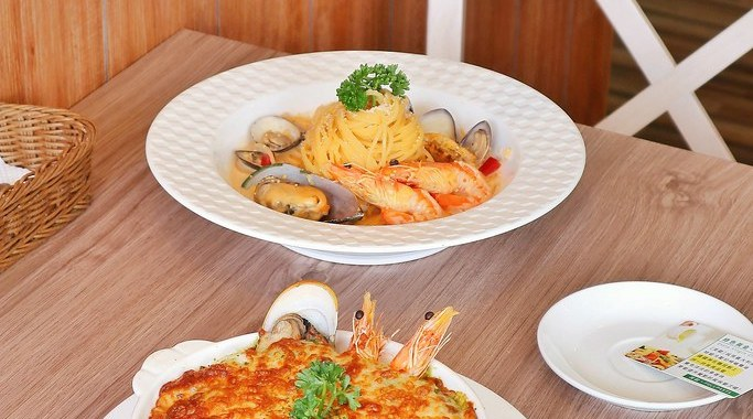 【新竹美食】芙歐義式餐廳Fullpasta:新竹家庭聚餐/朋友聚餐 @女子的休假計劃