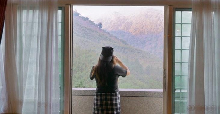 【溪頭住宿推薦】金台灣山莊:來一場與森林間對話,迷霧中的深山木屋 /妖怪村住宿推薦 @女子的休假計劃