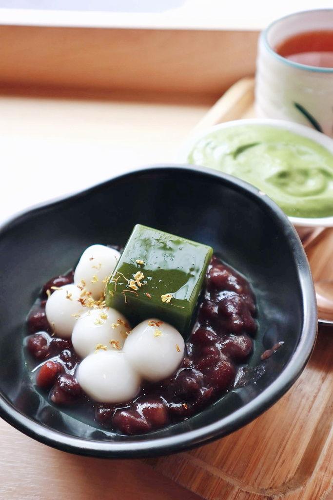 【台北東門市場】金雞母Jingimoo:美到讓人心醉的創意冰品 /然花瑰蜜/綠澐抹茶紅豆 @女子的休假計劃