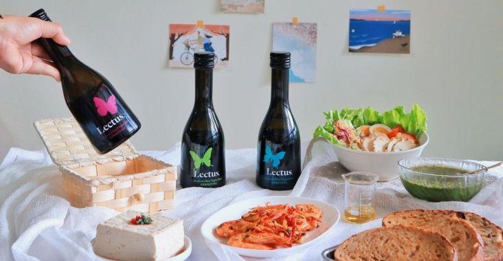 【生酮、低碳飲食料理】樂食Lectus特級初榨橄欖油,100%西班牙栽種,煎煮炒炸樣樣行 @女子的休假計劃