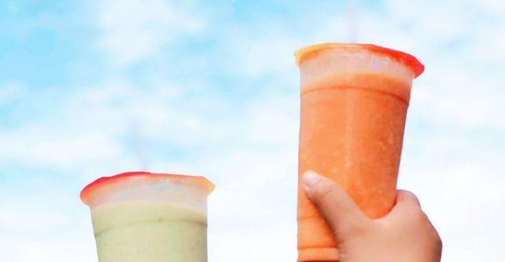 【宜蘭】頭城木瓜王:在地20年新鮮現打果汁,蘭陽技術學院學生最想念的味道。 @女子的休假計劃