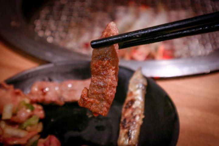 【新北燒烤吃到飽】燒惑日式炭火燒肉:頂極肉品澎派海鮮吃到飽! @女子的休假計劃