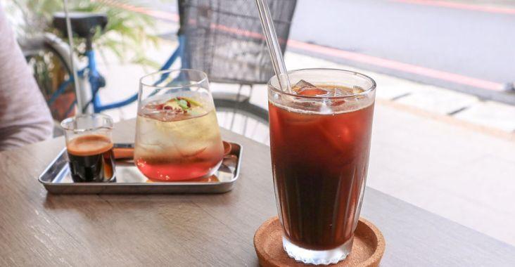 【宜蘭羅東咖啡廳】巷光咖啡:旅行散策,在咖啡香裡找到生活步調。 @女子的休假計劃
