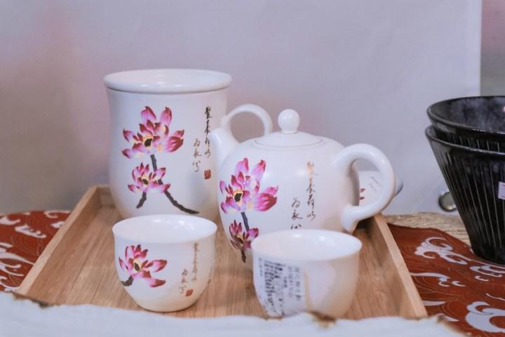 花田家日本瓷器特賣會:買不停!高級日本碗盤40元起 /天母家樂福 @女子的休假計劃