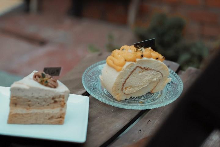 【新竹咖啡廳】梁氏甜點:歲月刻劃60年老宅故事,用甜點療癒一午後。 @女子的休假計劃