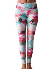 Monique Rotteveel Summer Sea long legging