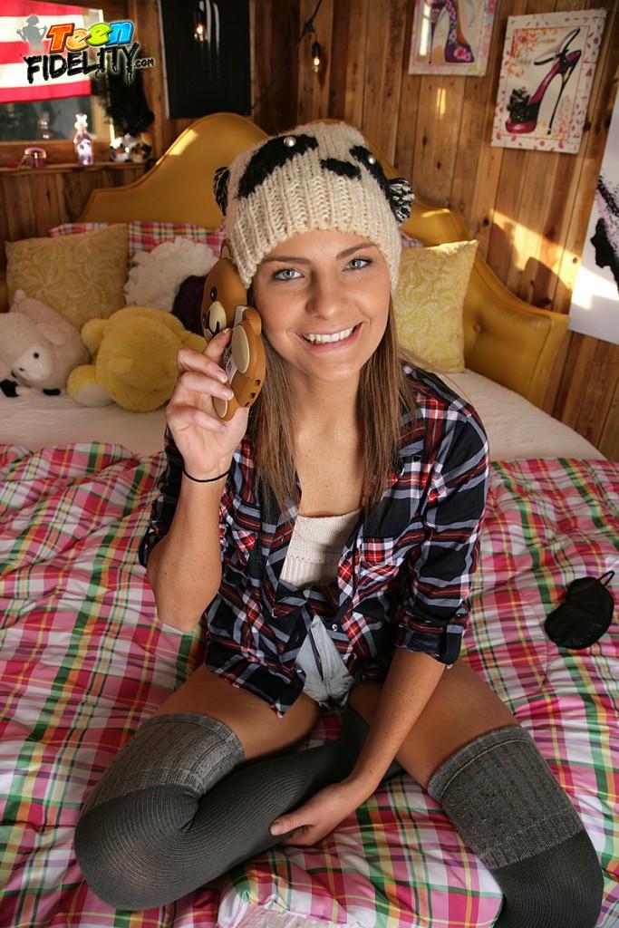 Shyla Ryder On Teen Fidelity