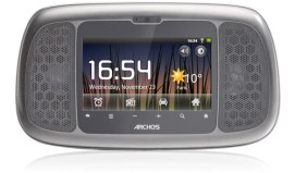 Archos Connect Alarm