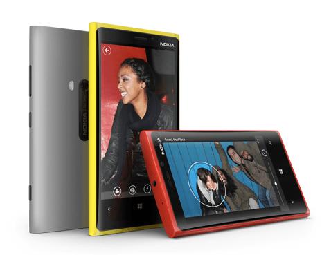 Nokia comes back to bite with Lumia range on Windows Phone 8