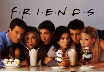 30 Days of FRIENDS: Exclusive UK Giveway