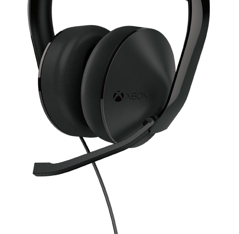 Xbox One Stereo Headset and Adapter Coming in Early March