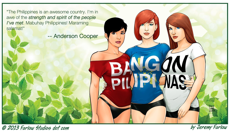 Slice of 408: Bangon Pilipinas (Rise Up Philippines)