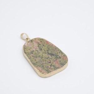 Gouden unakiet hanger met ketting kopen