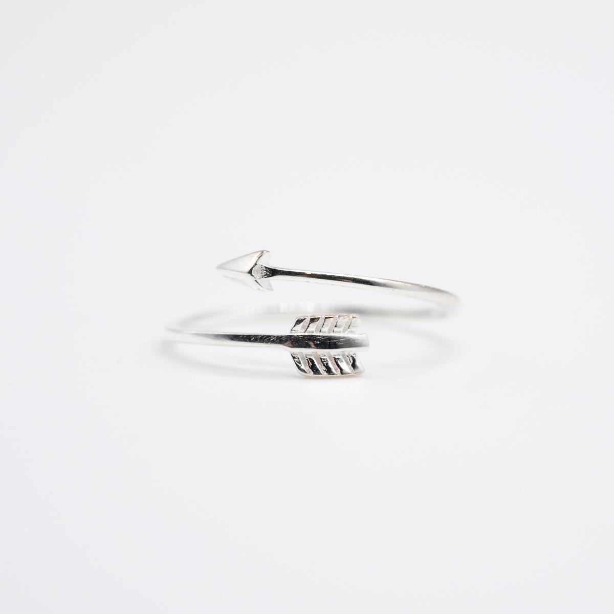 RNG-006 bohemian ring zilver