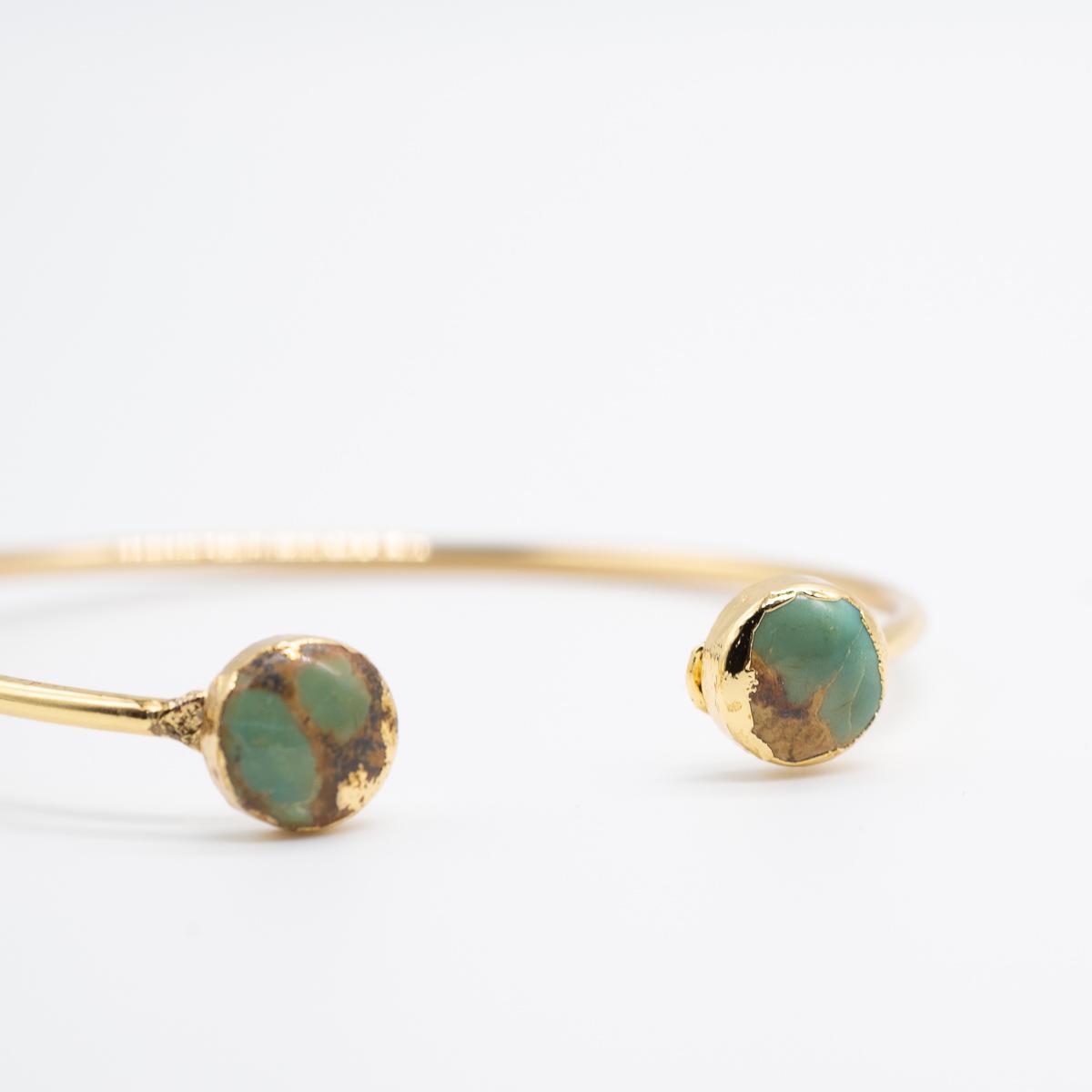 BCT-009 bohemian turquoise armband