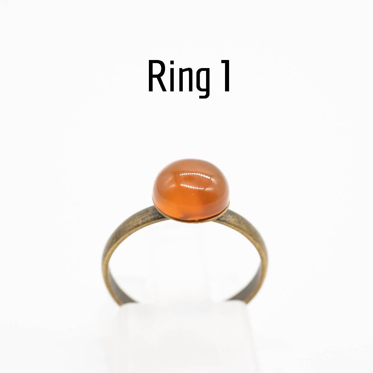RNG-014 carneool ring kopen 1