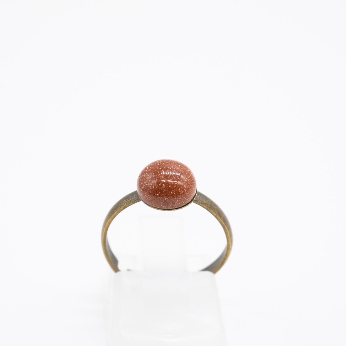 RNG-017 goudsteen ring