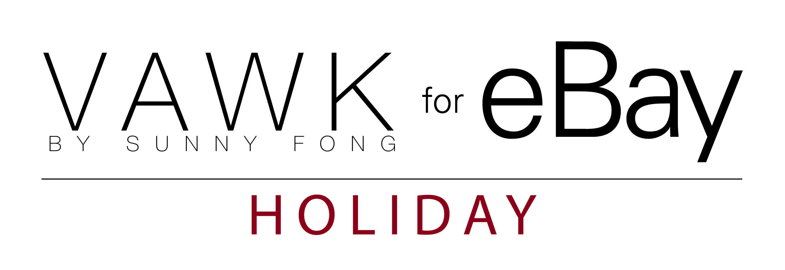 Vawk For Ebay Holiday Collection