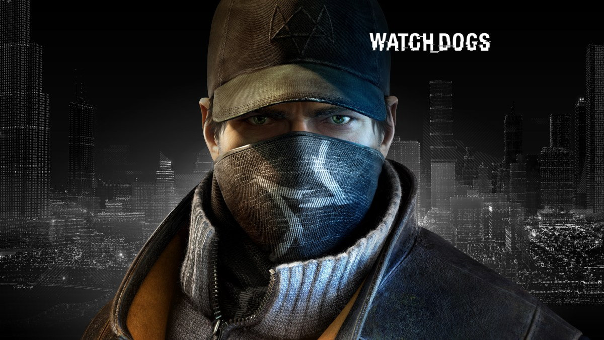 Watch Dogs - Aiden Pierce Keyart © Ubisoft