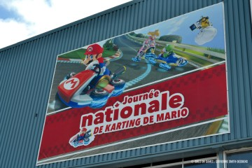 Mario's Canadian Karting Day - Photo © Girls On Games