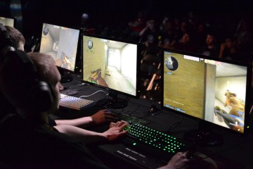 ESWC 2014 &copy Girls On Games