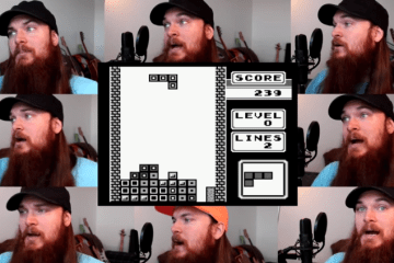 Tetris Acapella by Youtube user Smooth McGroove