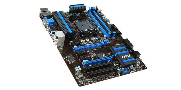 MSI A88X-G43; Source: ncix.com