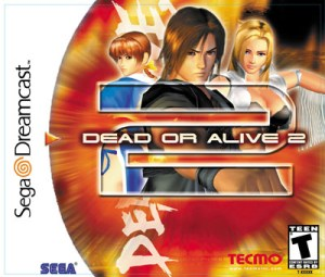 DOA2coverDREAMCAST