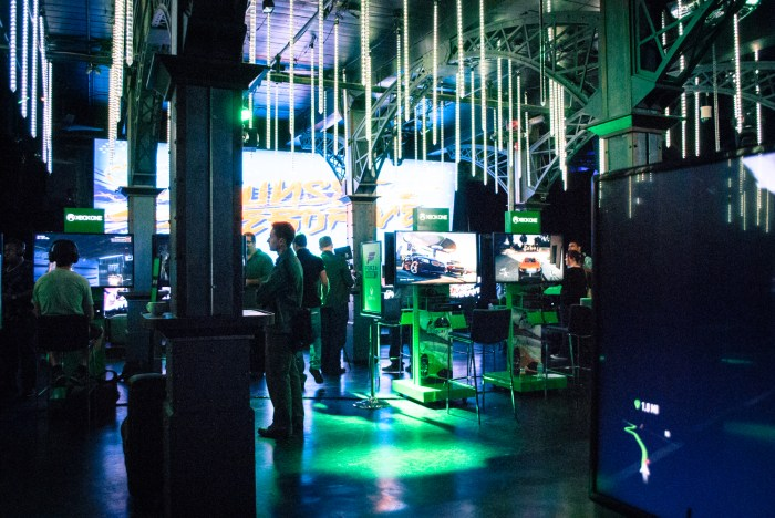 Xbox X14 Media Showcase in Toronto