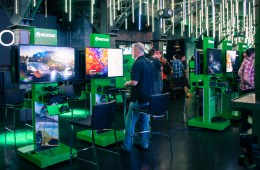 Xbox X14 Media Showcase in Toronto