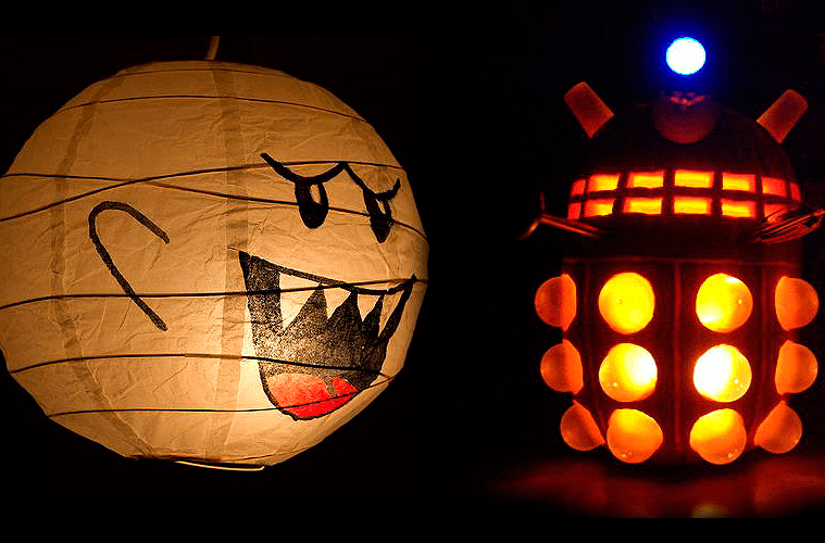 Geeky Halloween Party