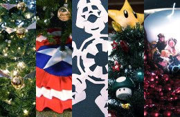 6 DIY Geeky Holiday Decorations