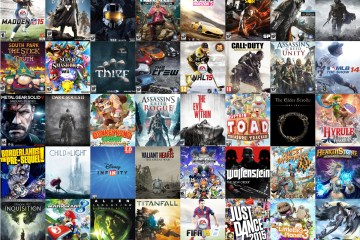 Girls on Games - Game of the Year 2014