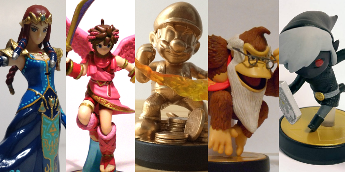 Custom Amiibo Header