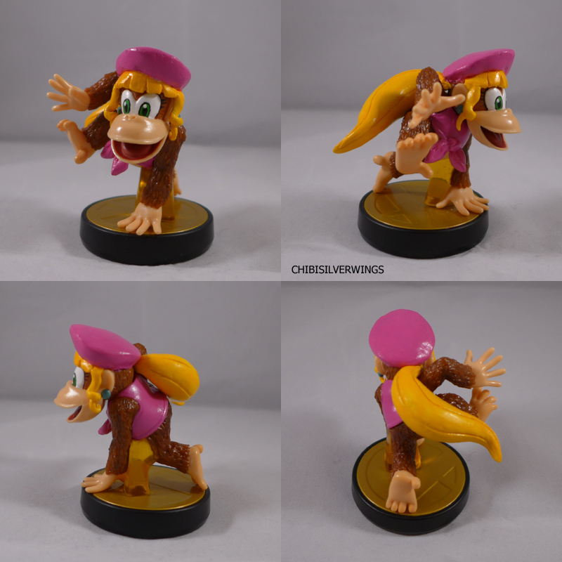 Diddy Kong by ChibiSilverWings