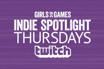 Girls on Games Indie Spotlight Thursdays on Twitch