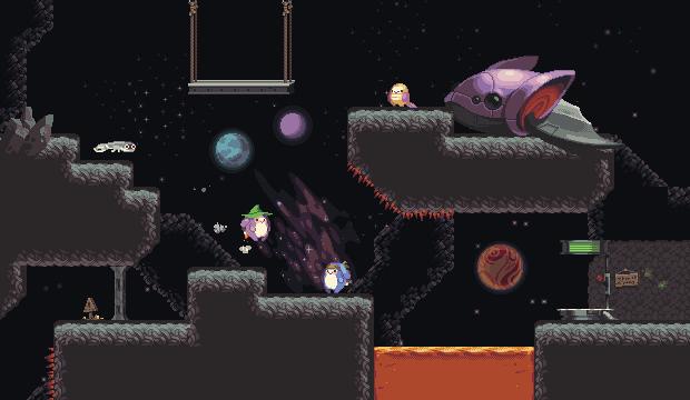 Holobunnies (via q-bit Games)