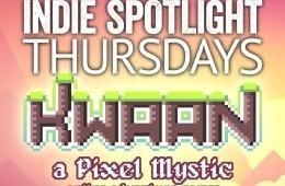 Indie Spotlight: KWAAN