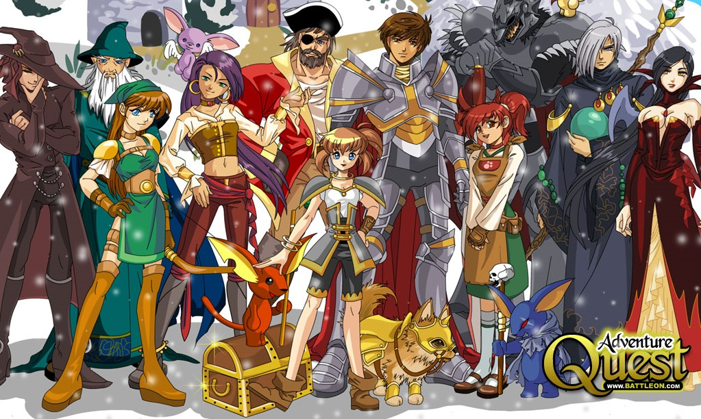 AdventureQuest (via Artix Entertainment)