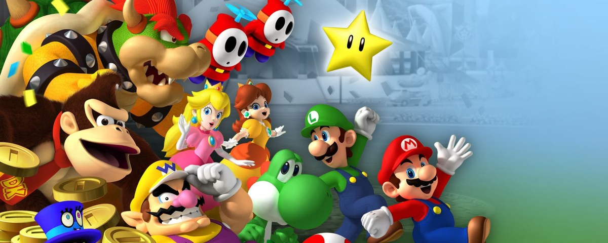 Mario Party (via Ayay)