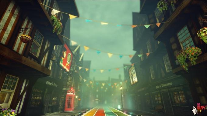The Village of Hamlyn - Image by Compulsion Games